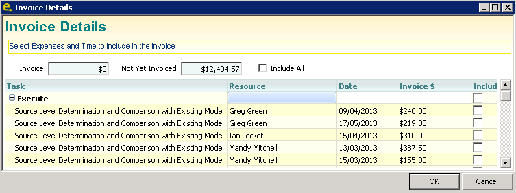 Accounting/Invoicing management