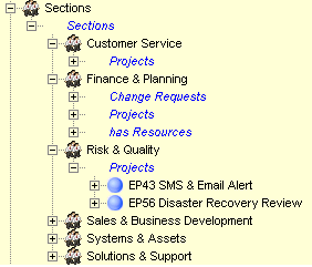 IT Software Project Repository